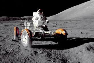 Donald Trump vrea ca NASA să trimită astronauţi pe Lună şi apoi pe Marte