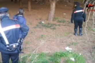 Cadavrul unui român, găsit decapitat și fără brațe într-o pădure din Italia
