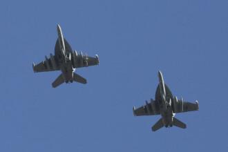 SUA și Japonia au efectuat exerciții militare masive, în ciuda atenționării din partea Rusiei