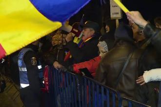 Protest inedit în Sibiu față de modificările aduse Legilor Justiției