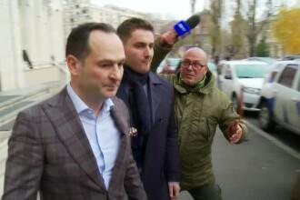 Finanțatorul clubului de fotbal Dinamo a fost chemat din nou la Parchet