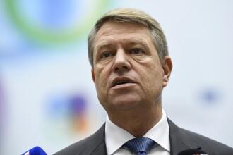 Klaus Iohannis, despre Pilonul II de Pensii: Se face ping-pong cu declarații. Îi somez pe guvernanți să-și revină