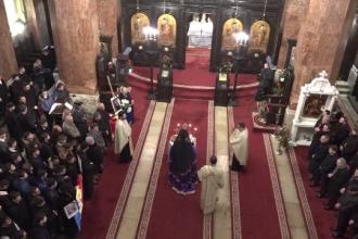 Slujbă de pomenire a Regelui Mihai la Catedrala Încoronării din Alba Iulia