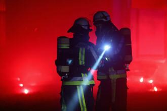 Pompier german, condamnat fiindcă incendia case pentru a lua bani ca să le stingă