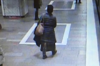 Mai multe persoane susțin că au fost amenințate de o necunoscută la metrou. Suspecta, internată Spitalul Obregia