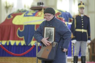 A doua zi de doliu național. 25.000 de oameni i-au adus un ultim omagiu Regelui Mihai. Familiile Regale, la București