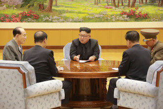 Coreea de Nord va trimite o delegaţie de nivel înalt la ceremonia de închidere a JO de Iarnă