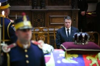 Președintele Iohannis, întrevedere cu reprezentanții Familiilor Regale din Spania, Luxemburg și Suedia