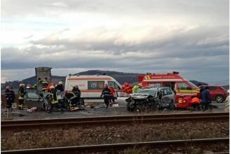 Accident grav în Brașov: patru persoane au murit