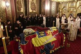Parastasul de 40 de zile de la moartea regelui Mihai va avea loc sâmbătă, la Curtea de Argeş