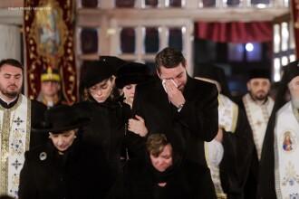 Înmormântarea Regelui Mihai, în imagini. Momentele emblematice. FOTO