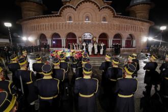 Rămas bun, Majestate! Regele Mihai a fost înmormântat alături de soția sa, Regina Ana, în Necropola Regală