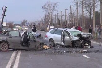 Două familii distruse în accidentul grav de lângă Braşov. Cine a fost de vină