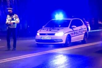 Acţiune în forţă a Poliţiei, în Capitală. Zeci de şoferi băuţi sau drogaţi, prinşi în câteva ore