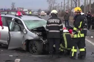 Jandarmeria îi roagă pe oameni să doneze sânge pentru copila care şi-a pierdut tatăl şi sora în accidentul de la Braşov