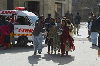 Atac sinucigaş în Pakistan: 9 morţi. Amaq: ISIS a revendicat atacul