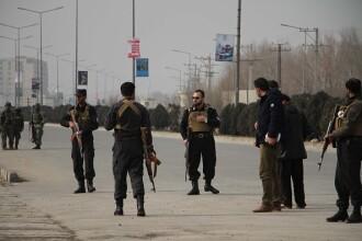 ISIS a revendicat un atac efectuat în apropierea unui centru de spionaj din Kabul