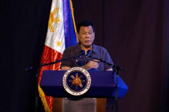 Preşedintele Filipinelor a înjurat un inspector ONU. Ce îi spusese acesta