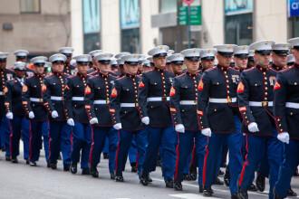 Sute de militari sud-coreeni și americani, exerciții comune la minus 20 de grade C