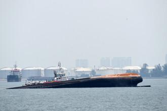 Un feribot, cu 251 persoane la bord, a naufragiat. Trei oameni au murit
