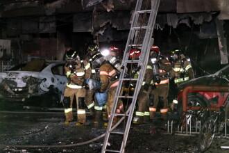 Cel puțin 28 de morți și 26 de răniți, după un incendiu izbucnit într-o saună, în Coreea de Sud