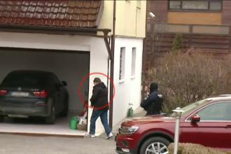 Ginerele lui Mihai Lucan ar fi ascuns 10.000 € în rezervorul maşinii. Cum a fost prins de un ofițer DIAS