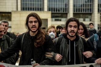 Explozie în Atena. Nu au fost înregistrate victime