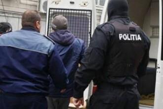 Un botoșănean a fost prins în flagrant în timp ce fura poarta unei biserici