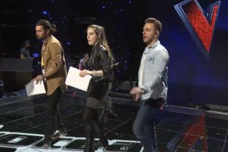 Ana Munteanu este Vocea României 2017! Uite cum s-a pregătit pentru show-urile LIVE