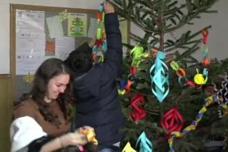 Imigranții sirieni sau pakistanezi din România au descoperit ce înseamnă Crăciunul