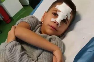 """Mesajul disperat al unei mame din Arad, după ce și-a luat copilul plin de sânge de la școală: """"Urla de durere"""""""