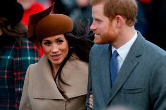 Prințul Harry și Meghan Markle au primit un plic suspect, care conținea o pudră albă
