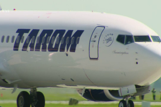 """Cursă TAROM cu probleme. O aeronavă care a plecat din Munchen nu a putut ateriza din """"motive tehnice"""""""
