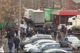 """""""Atac terorist"""" în Sankt Petersburg. Zece persoane au fost rănite"""