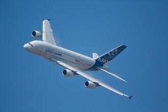 Lovitură pentru Airbus. Ce se întâmplă cu giganții A380, cele mai mari avioane din lume