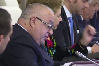 Felix Stroe, replici obscene într-o ședință a PSD Constanța. Ce a spus. VIDEO
