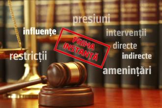 Judecătorii îi cer oficial preşedintelui Iohannis să oprească modificarea Legilor Justiţiei