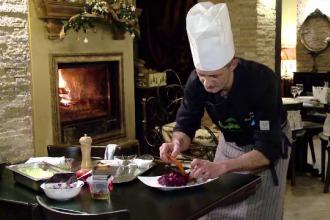 Meniuri tot mai sofisticate pregătite de bucătari, pentru noaptea de Revelion
