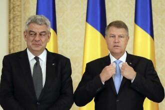 Românii îi cer lui Iohannis alegeri anticipate, după demisia lui Tudose. Ce prevede Constituția