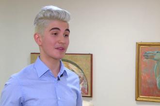 Românul care a devenit cel mai tânăr milionar din Silicon Valley, la doar 20 de ani