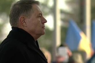 Klaus Iohannis, despre moţiunea de cenzură: Cred că au şanse bune de reuşită
