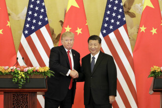 Războiul comercial SUA - China: tarifele de 25% au intrat astăzi în vigoare