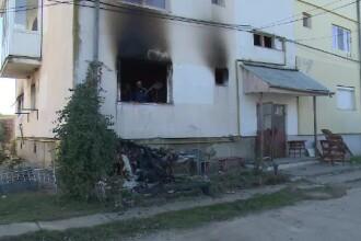 Un bărbat din Arad a vrut să arunce tot blocul în aer. Ce i-a făcut soţiei înainte