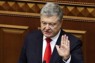 Poroşenko susţine că Putin nu-i răspunde la telefoane, după capturarea marinarilor ucraineni