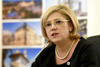 Crețu o provoacă pe Dăncilă să se delimiteze de atacurile colegilor din PSD la adresa oficialilor europeni