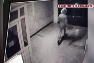 Bărbat înjunghiat în apartamentul închiriat în Capitală. Ce au surprins camerele