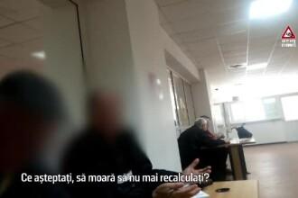 """Funcționară filmată de Inspectorul Pro în timp ce primește o """"atenție"""". Reacția șefilor când au văzut imaginile"""