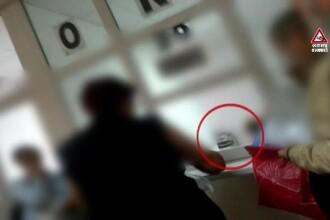 """Funcționară filmată de Inspectorul Pro în timp ce primește o """"atenție"""". Reacția șefilor"""