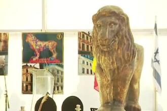 Primăria Capitalei și Complexul Educațional Lauder - Reut au inaugurat Piața Leul Ierusalimului