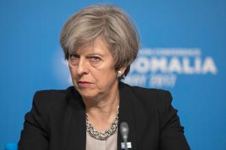 BREXIT. Theresa May ar putea fi demisă de la șefia guvernului britanic